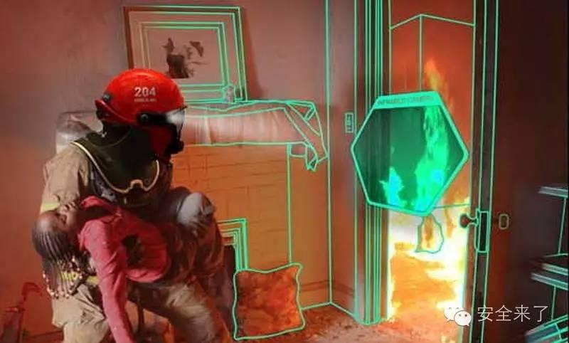 安全来了:消防面罩1