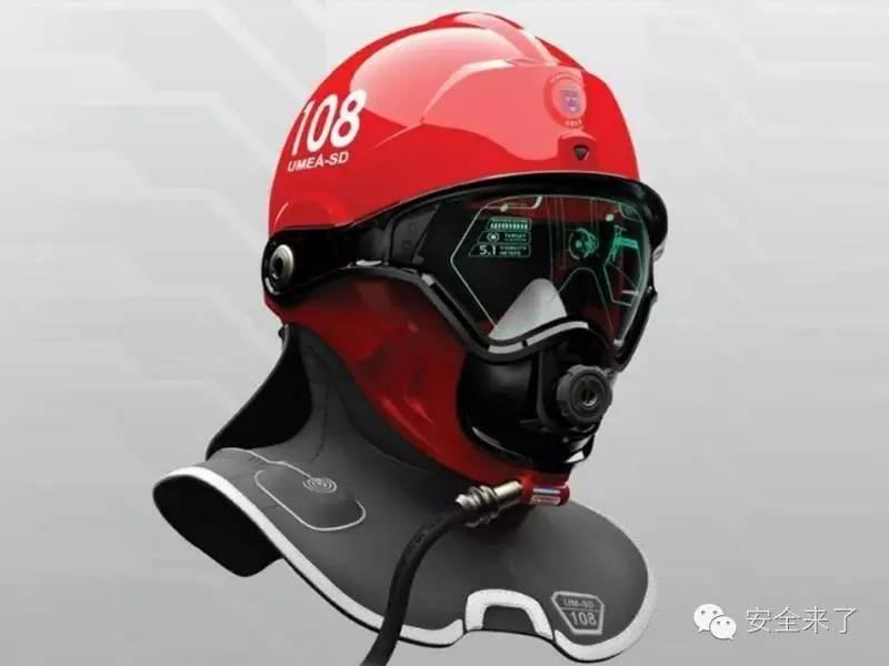 安全来了:消防面罩2