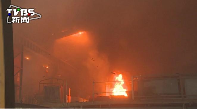 安全来了-时事资讯-铁厂火灾